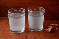 <在庫限り>Animal mini glass 【在庫2】