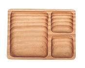 PAN MAISON LUNCH WOOD TRAY