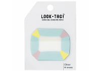 通販 LOOK TAG Translucent Series Sapphire【在庫5】